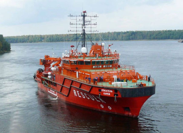 Four Multipurpose Salvage Vessels to be built with AW equipment on deck